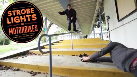"Etnies' ""Strobe Lights and Motorbikes"" Teaser"