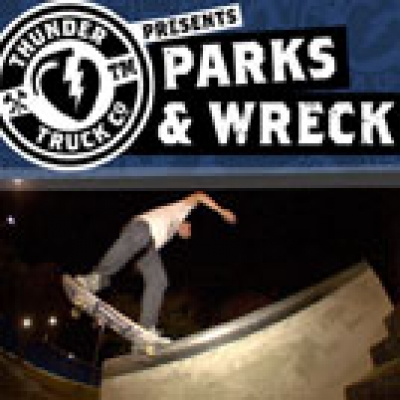 David Reyes Parks and Wreck