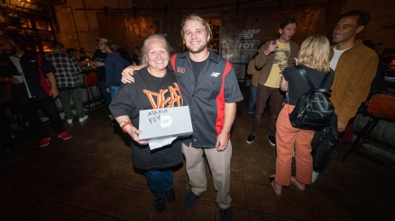 Jamie Foy Shoe Release Party Photos