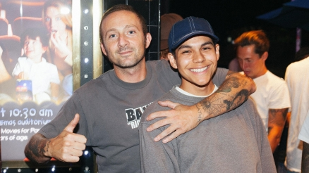 """Lotties Skateshop Must Be Stopped"" Premiere Photos"