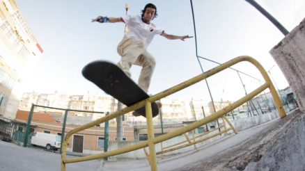 "Rough Cut: Tiago Lopes' ""Brain Gone."" Part"