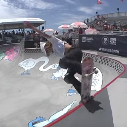 Vans Park Series: Women's Huntington Beach Highlights Video