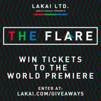"Lakai's ""The Flare"" Ticket Giveaway"