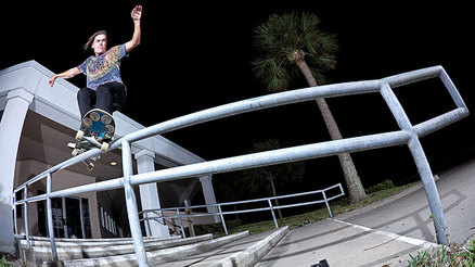 "Clive Dixon's ""The Horror"" Part"