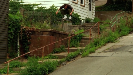"Jed Anderson's ""Baby Blue"" Part"
