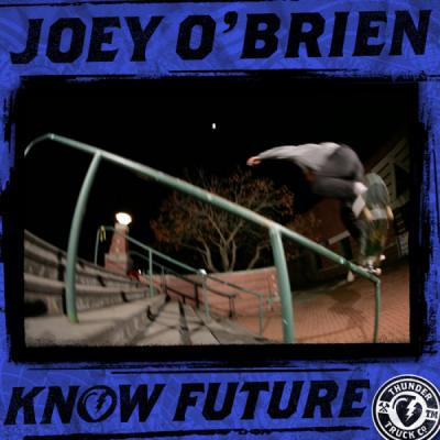 Joey O'Brien : Know Future