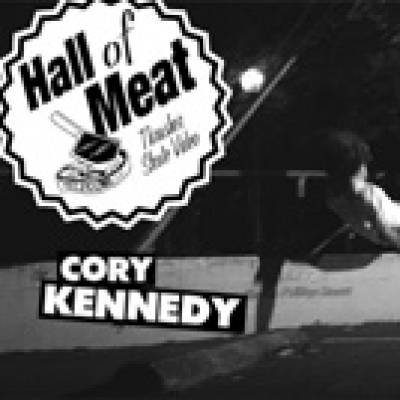 Hall Of Meat: Cory Kennedy