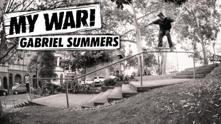 My War: Gabriel Summers