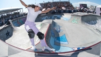 Vans Park Series Huntington Beach: Women's Finals
