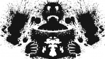 Rorschach Inkblot Test for Skaters