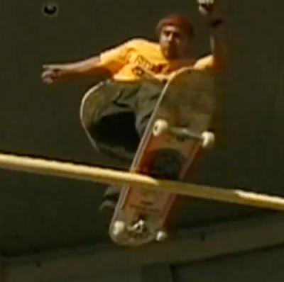 "Steve Caballero's ""Class of 2000"" Part"