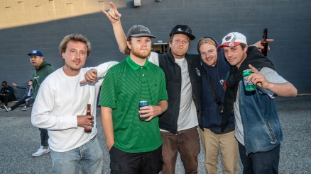 "DC Shoes' ""Gotta Eat!"" Premiere Photos"