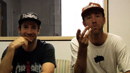 Crail Couch: Mike Carroll and Andrew Reynolds