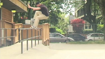 "Magnus Hanson's ""Welcome to Jenny"" Part"