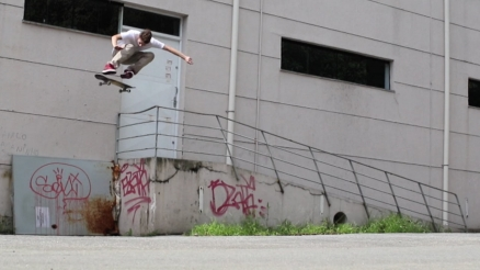 "Rough Cut: Yuri Facchini's ""Almost 3AM"" Part"