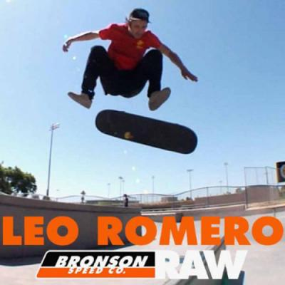 Leo Romero for Bronson RAW