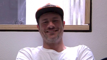 Crail Couch with Rob Welsh