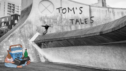 "Vans EU's ""Tom's Tales"" Video"