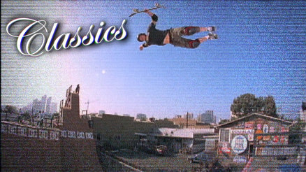 "Classics: Danny Way's ""DC"" Part"