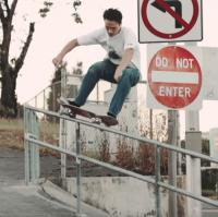"HUF's ""45 NORTH, 122 WEST"" Video"