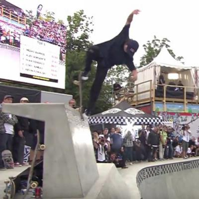 Vans Park Series: Malmö Winning Runs