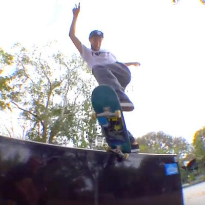 "Lakai's ""La Flareto Rico Tour"" Video"