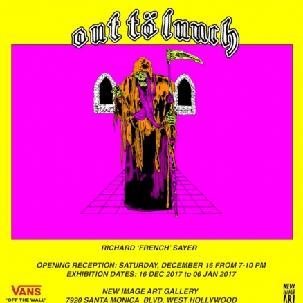 "French's ""Out to Lunch"" Art Show"