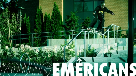 "Emerica's ""Young Emericans"" Video"