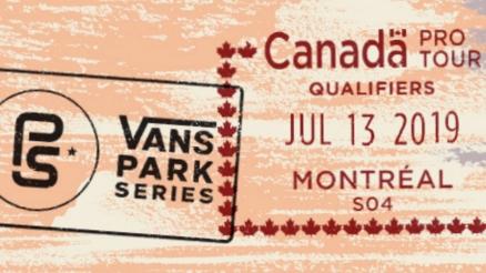 Vans Park Series: Montréal LIVE WEBCAST