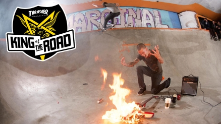 King of the Road 2015: Webisode 3
