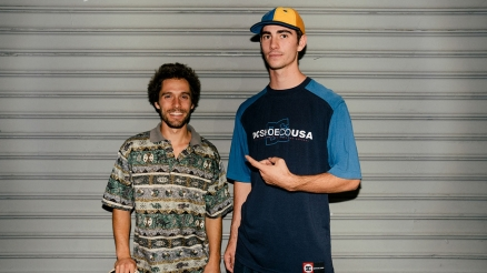 "DC Shoes' ""Street Sweeper"" Premiere Photos"