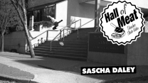 Hall Of Meat: Sascha Daley