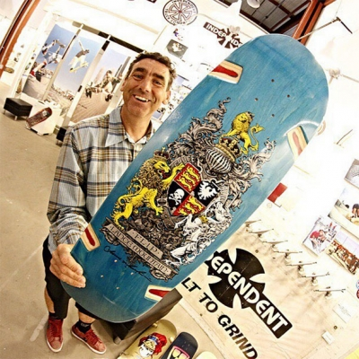 Win a Signed Lance Mountain Board