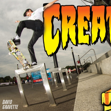 Creature Skateboards Catalog