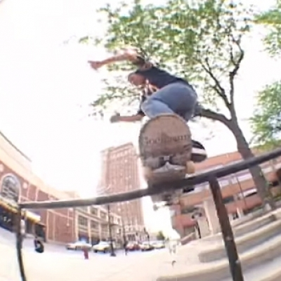 "Marisa Dal Santo's ""The Reed Video"" Part"