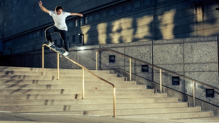 "Escapist Skateshop's ""Our World"" Video"