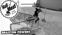 Hall Of Meat: Braxton Powers