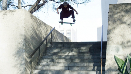 "Franky Villani's ""Welcome to Dickies"" Part"