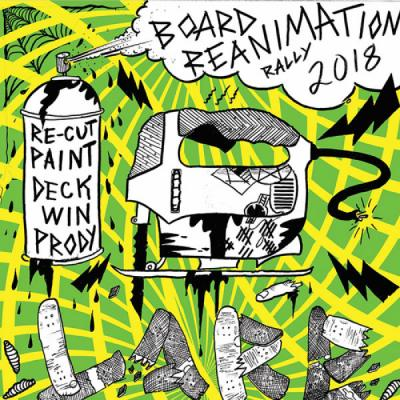 Board Reanimation Rally 2018