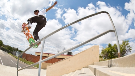 "Sammy Montano's ""Welcome to AWS"" Part"