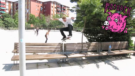 Fatback: enjoi In Spain
