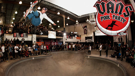 Vans Pool Party 2015: Finals