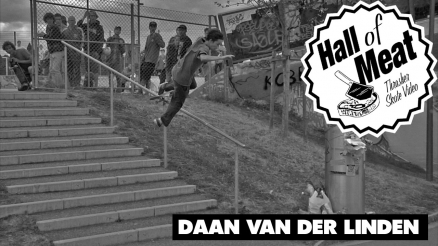 Hall Of Meat: Daan Van Der Linden