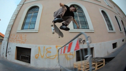 "Samu Karvonen's ""Into the Van"" Part"