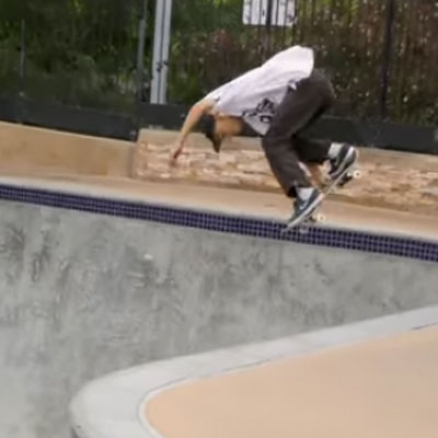 Blood Wizard: Carmel Valley Park Rips