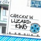 Checkin' In With Lizard