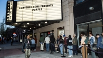 "Converse Cons' ""Purple"" Premiere Photos"