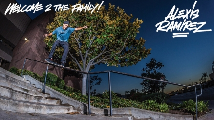 "Alexis Ramirez's ""Welcome to JSLV"" Part"