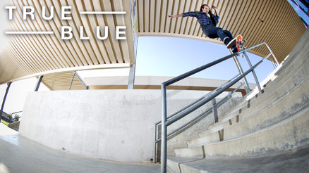 "Matt Bennett's ""True Blue"" part"