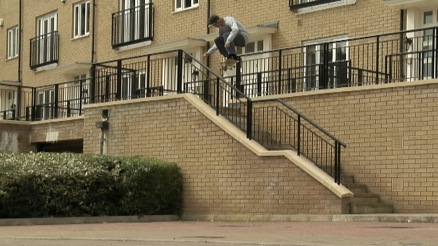 "James Bush's ""Get Lesta"" Part"